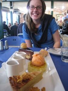 Les desserts...Miam